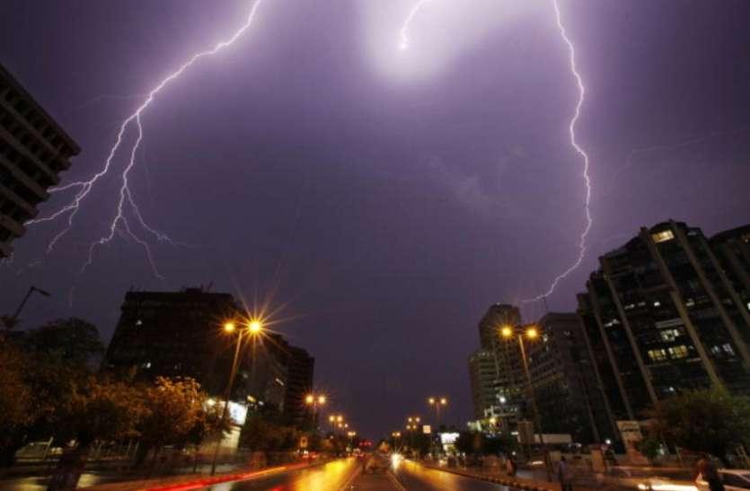 दिल्ली में पारा 40 के पार, 22 मई से उत्तर भारत में प्री-मानसून बारिश शुरू होने आसार