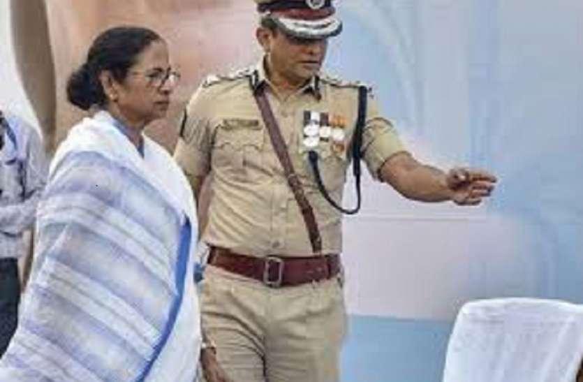 ममता के करीबी आईपीएस राजीव कुमार पर क्यों लटकी तलवार