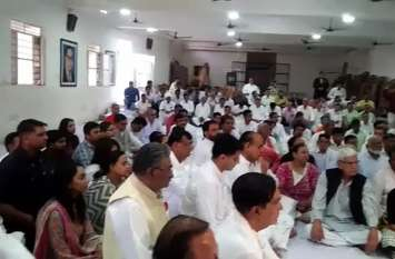 राजनीतिक फायदे के लिए पूर्व पीएम राजीव गांधी की छवि धूमिल कर रही है भाजपाः पायलट