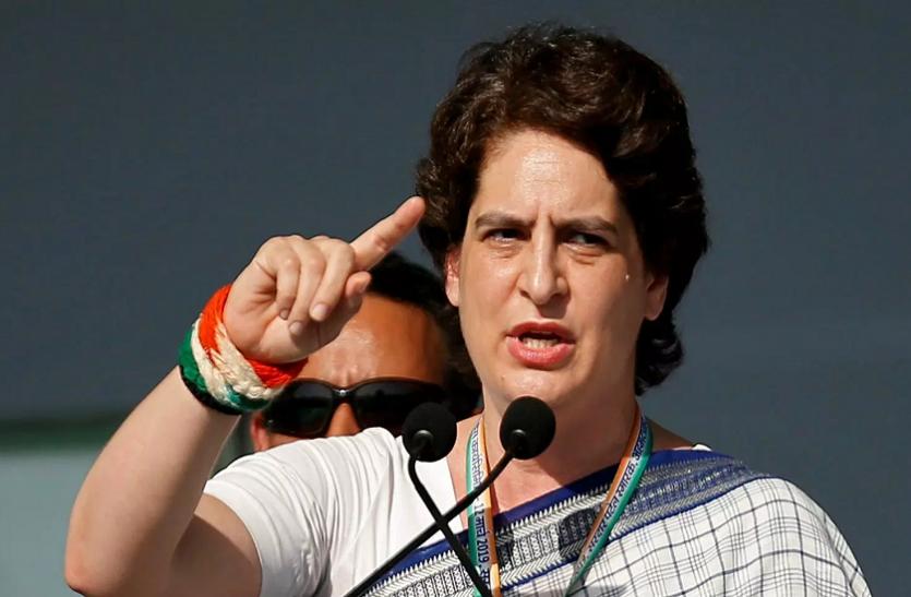 एग्जिट पोल के बाद प्रियंका गांधी की पहली प्रतिक्रिया, कार्यकर्ताओं से अफवाहों पर ध्यान न देने की अपील