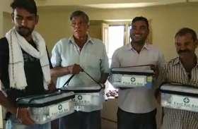 नागौर जिले के वन विभाग के अधिकारियों ने किया यह नवाचार