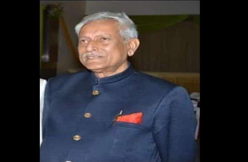 मंत्री TS सिंहदेव के चाचा का निधन, सरगुजा राजपरिवार में शोक की लहर
