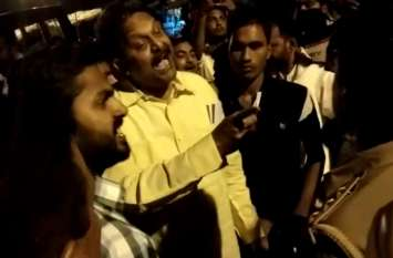 गाजीपुर ईवीएम बवाल, प्रशासन ने मांगी बसपा प्रत्यशी अफजाल अंसारी की मांग, ईवीएम बदलने के शक में हुआ था हंगामा