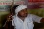 उपेंद्र कुशवाहा की धमकी के बाद निर्दलीय उम्मीदवार रामचंद्र ने लहराई बंदूक, बोला-जरूरत पड़ी तो चलेगी गोली