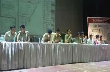 UP lok sabha election 2019 मतगणना से 12 घंटे पहले अधिकारियों अहम बैठक, बताया गया क्या करना है..., दिये गये ये बड़े निर्देश