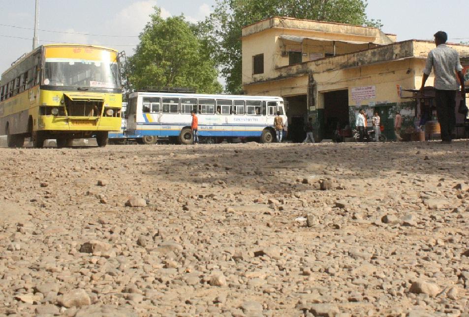 आठ करोड़ से सुधरेगी रोडवेज बस स्टैण्ड की दशा, सार्वजनिक निर्माण विभाग ने सौंपा एस्टीमेट