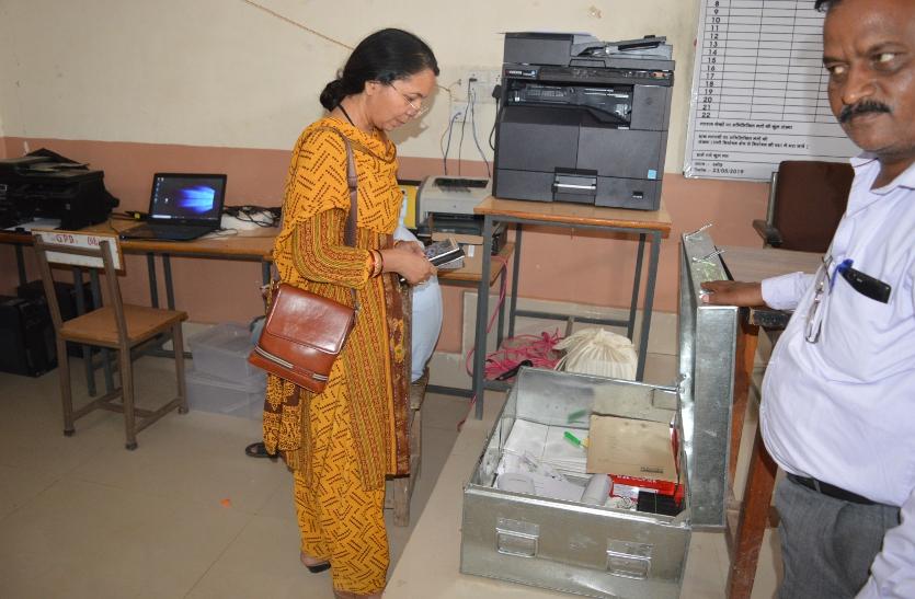 मतगणना में प्रशासन ने क्या की व्यवस्था कैसे होगी मतगणना देखें videos