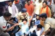मुख्यमंत्री के गृह जिले में क्यों गिरफ्तार हुए भाजपा प्रत्याशी समेत 20 कार्यकर्ता, पढ़ें पूरा मामला
