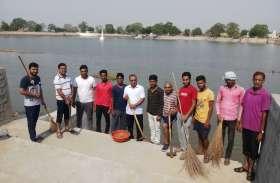 Video :- अमृतम् जलम् अभियान में युवाओं ने उत्साह दिखाया, कहा -तालाबों का संरक्षण वर्तमान में सबसे बड़ी जरूरत