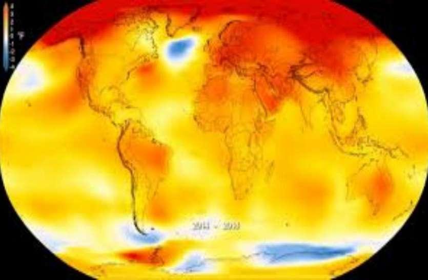 वैज्ञानिकों का दावा: समय रहते ग्लोबल वार्मिंग को किया जा सकता है कम