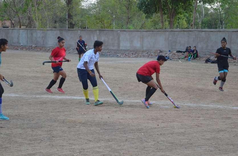 फिरोजपुरा में चक दे इंडिया