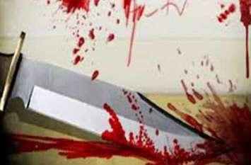 भाजपा समर्थक के पिता पर चाकू से हमला