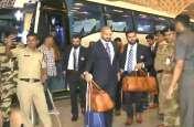 वर्ल्ड कप के लिए इंग्लैंड रवाना हुई टीम इंडिया, 5 जून को दक्षिण अफ्रीका से पहला मुकाबला