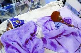 BIG News: हाड़ौती के सबसे बड़े जेके लोन अस्पताल में रोजाना 30 से 40 नवजात बच्चों की जान खतरे में...