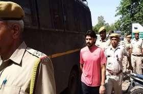 सलमान खान को धमकाने वाला कुख्यात गैंगस्टर लॉरेंस बिश्नोई अजमेर कोर्ट में पेश