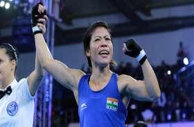 इंडिया ओपन बॉक्सिंग टूर्नामेंट के सेमीफाइनल में मैरी कॉम, निखत जरीन से होगा मुकाबला