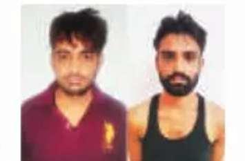 हत्या के मामले में जीजा और उसका साथी गिरफ्तार