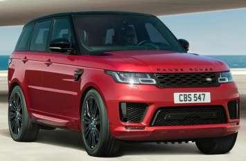 नए पेट्रोल इंजन के साथ लॉन्च हुई Range Rover Sport, 7.1 सेकंड में पकड़ लेगी 100 किमी की स्पीड