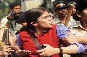 सपा नेता ऋचा सिंह को मतगणना स्थल पर जाने से रोका गया, महागठबंधन के नेताओं में आक्रोश
