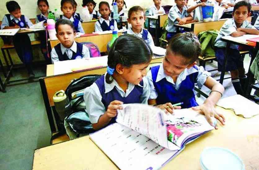 703  स्कूलों में  11  हजार सीटों पर होने हैं दाखिले, 22 दिन में तीन हजार 248 अभिभावकों ने ही किया आवेदन