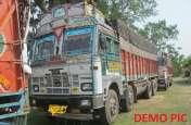 कोलकाता से 80 लाख का गारमेंट लादकर दिल्ली जा रहा ट्रक रास्ते से गायब, भदोही में मिला