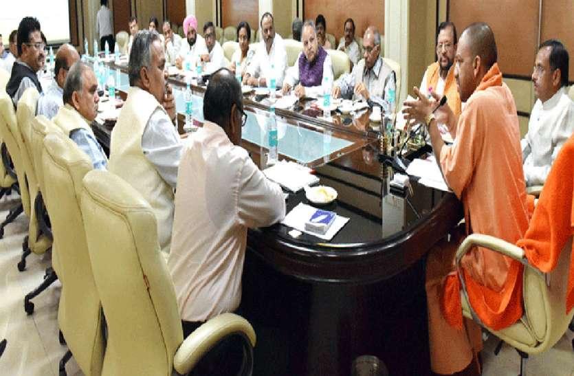 आचार संहिता हटते ही योगी मंत्रिमंडल का विस्तार, राजभर के बाद 4 और मंत्रियों का हटना तय