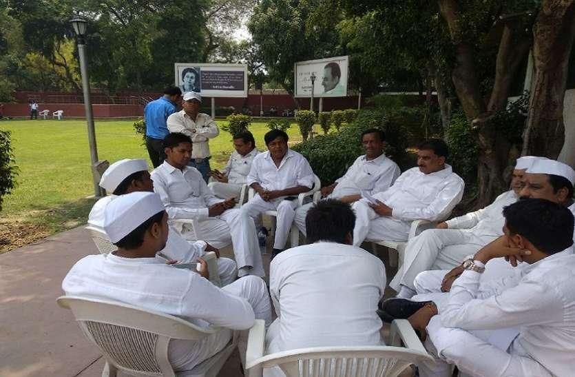 चुनाव नतीजों के बीच कांग्रेस मुख्याल में पसरा सन्नाटा, सुबह 11 बजे से बिजली गुल