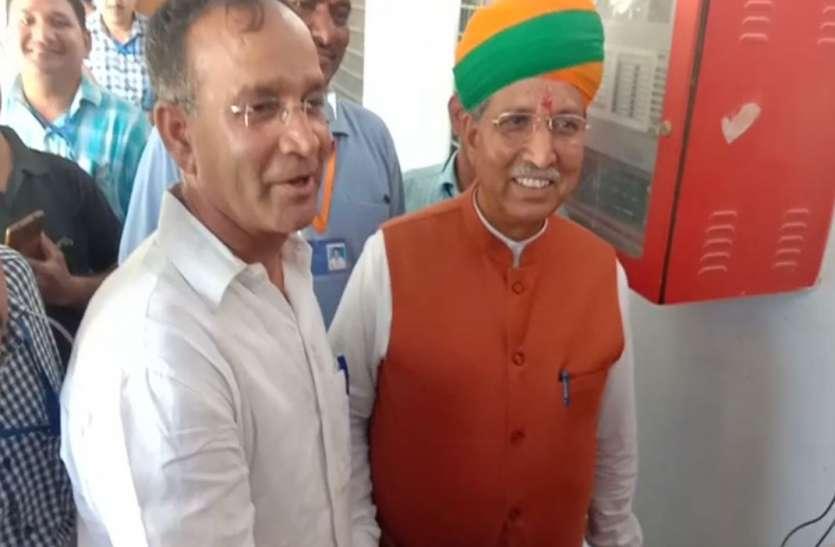 Bikaner : मौसेरे भाइयों ने गले मिल जताई प्रसन्नता