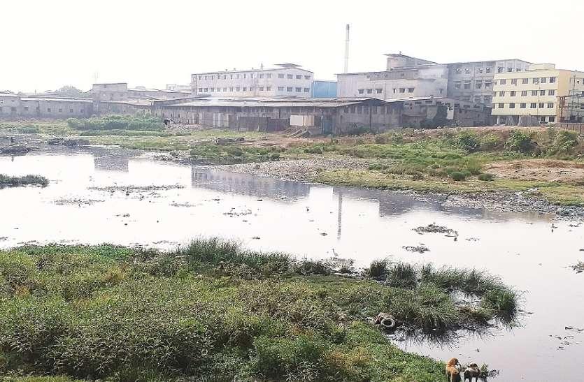 कामवारी नदी की नहीं हुई सफाई, फिर डूबेगा शहर