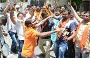 Live सबसे बड़ी जीत के बाद इस तरह जश्न में डूबी भाजपा, देखें तस्वीरें
