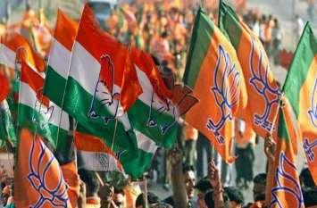 गोंडा में भाजपा आगे, कांग्रेस और गठबंधन को कड़ी टक्कर
