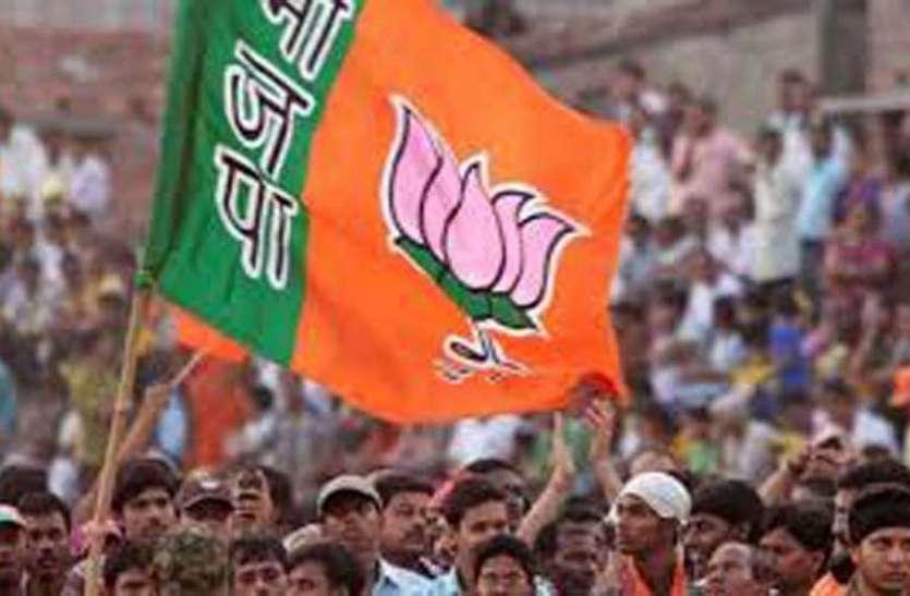 बुंदेलखंड में भाजपा सबसे आगे, झांसी में वोटों का अंतर साढ़े तीन लाख के पार