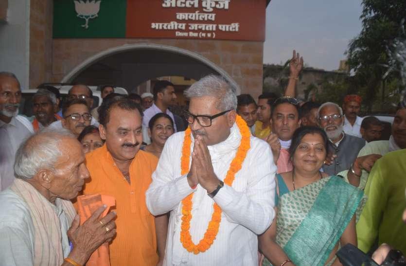 Lok Sabha Elections 2019 : चुनाव जीतने के बाद क्या बोले रीवा सांसद, यहां पढि़ए पूरा इंटरव्यू