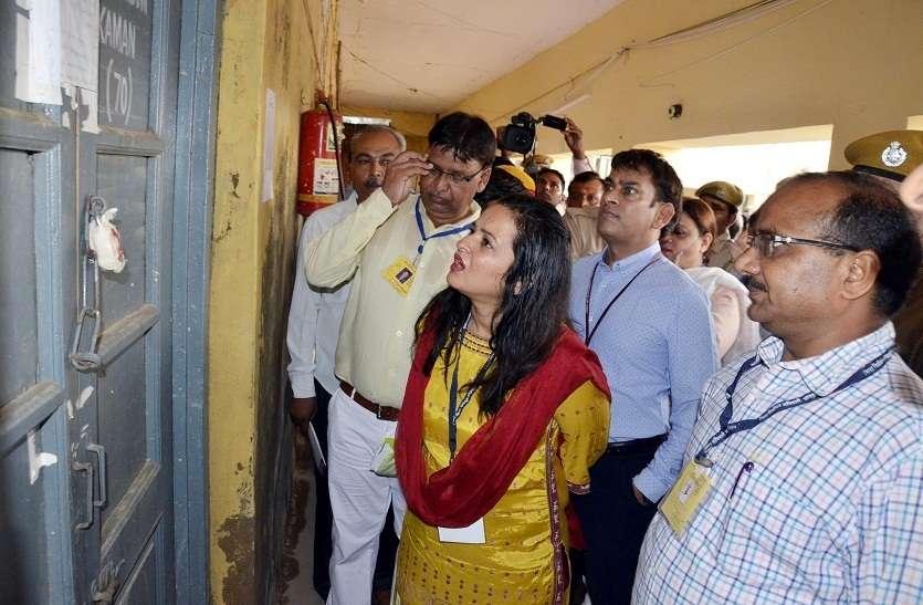 Bharatpur News अब कांग्रेस प्रत्याशी पर छाने लगी मायूसी
