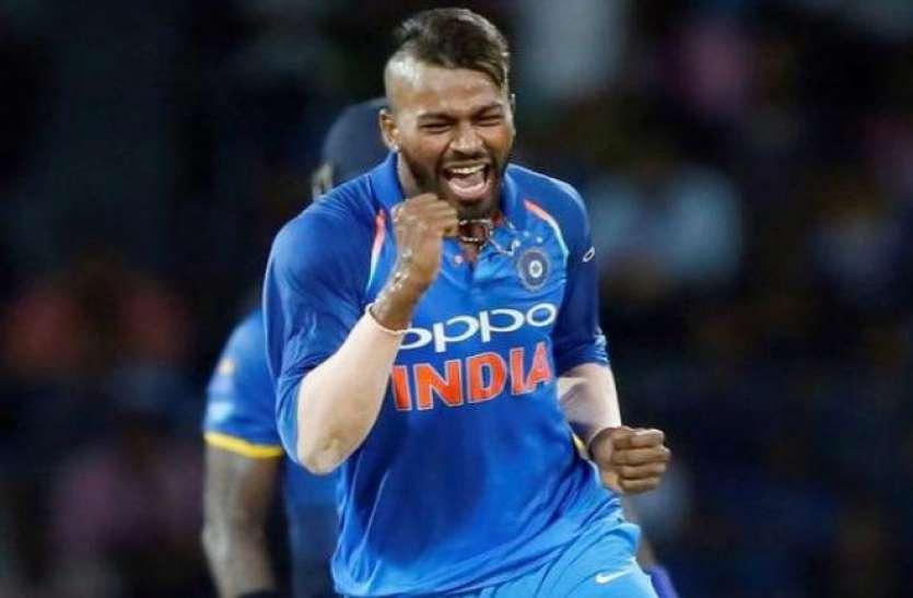 वर्ल्ड कप में टीम इंडिया के लिए सबसे बड़े ट्रंप कार्ड साबित होंगे हार्दिक पांड्या- सर्वे