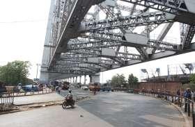 कोलकाता व हावड़ा में रहा बंद सा माहौल