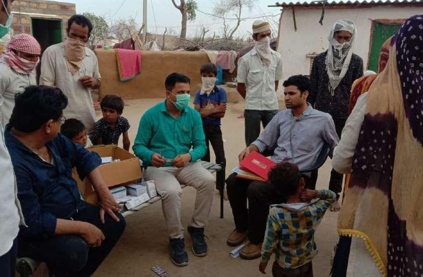 फिर मिला स्वाइन फ्लू रोगी,5 संदिग्ध मरीजों को किया जोधपुर रैफर