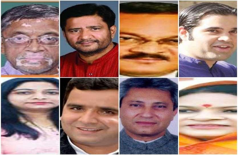 रुहेलखंड में भाजपा का जलवा, सपा के दिग्गज नेता धर्मेंद्र यादव पीछे