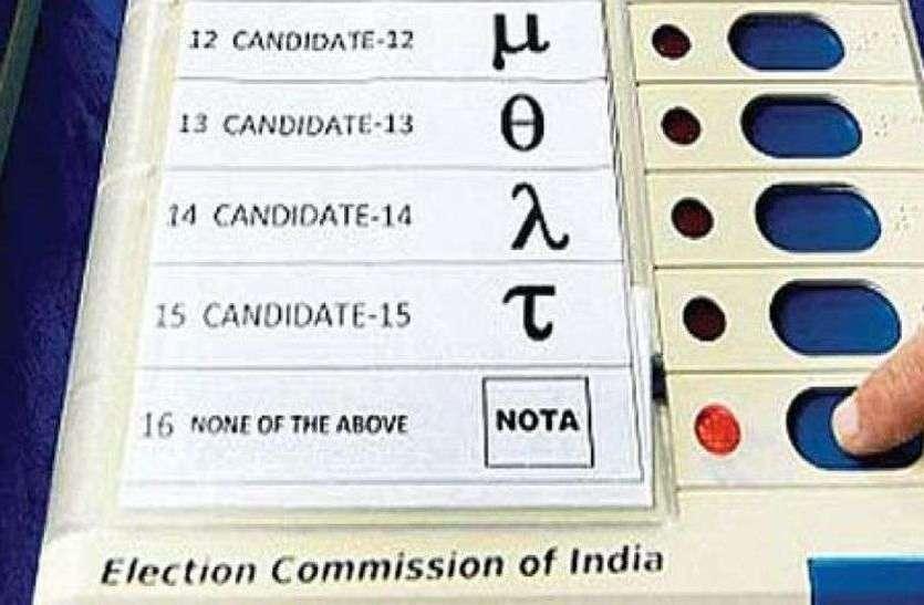 Loksabha Election-  इन्हें पसंद नहीं आया कोई Candidate