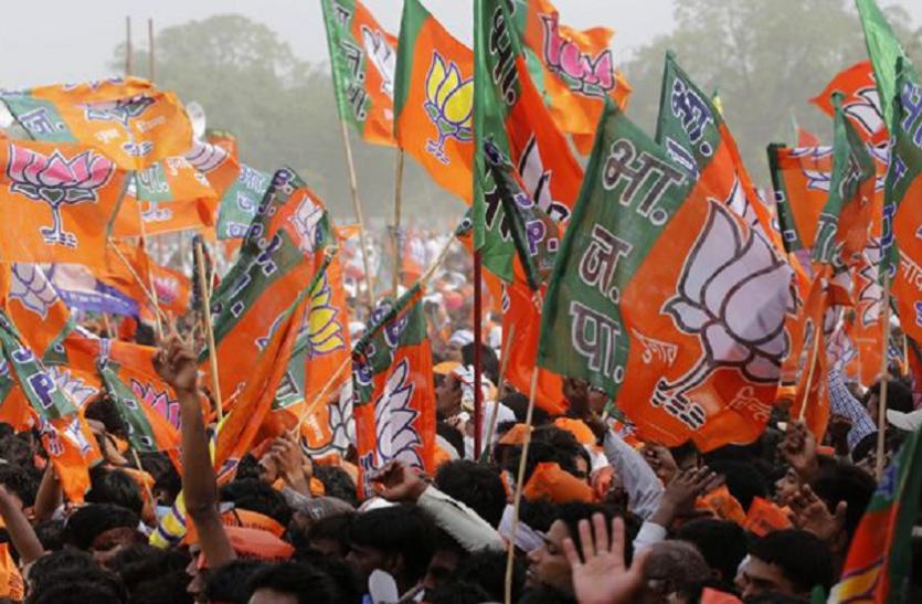 Lok Sabha Election Results 2019 : भगवामय हुआ मेवाड़, खिला कमल,  यहां जानें संभाग की सभी सीटों का गणित..