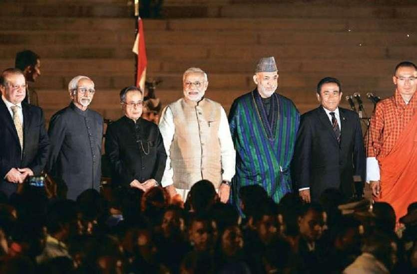 PM Narendra Modi swearing-in ceremony
