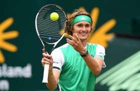 टेनिस : डेलियन को मात देकर जेनेवा ओपन के सेमीफाइनल में पहुचे ज्वेरेव