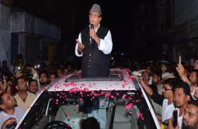 आजम खान का सबसे बड़ा ऐलान, कहा- 8वें दिन दे दूंगा सांसद के पद से इस्तीफा!