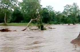 बारिश से राहत, बिजली गिरने से नुकसान