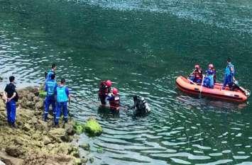 दक्षिण-पश्चिम चीन में नाव पलटने से 10 लोगों की मौत, अभी भी 8 लापता