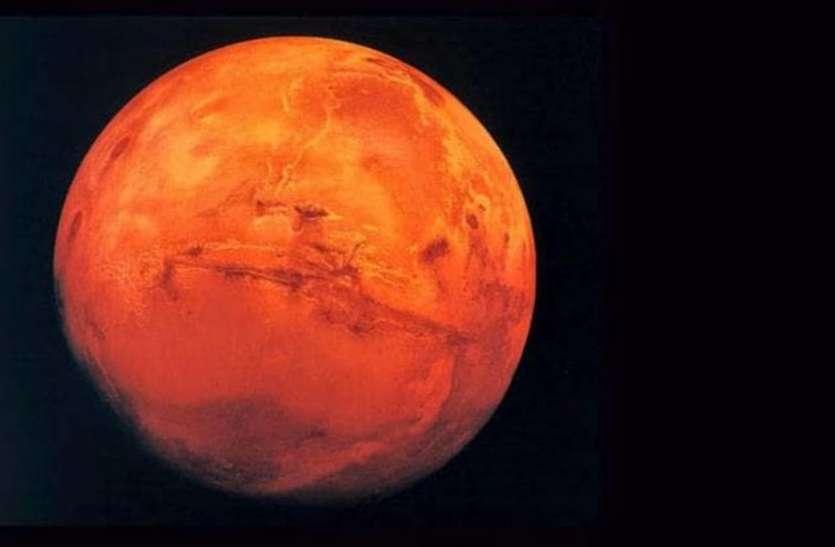 मंगल पर आंकड़े जुटाने को भेजा यान, वैज्ञानिकों को मिली चौंका देने वाली ये चीज