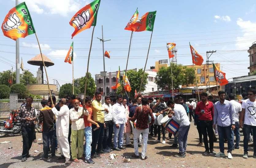 हर चुनाव में भाजपा को प्रतापगढ़ से मिली जीत