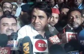 VIDEO: भाजपा के 'राजा' प्रत्याशी को हराकर गठबंधन उम्मीदवार ने अपने क्षेत्र के लिए कर दी सबसे बड़ी घोषणा