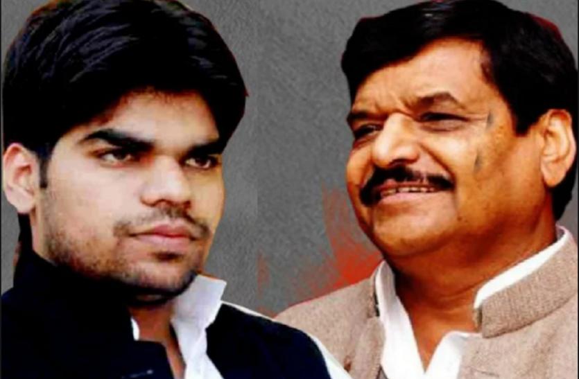 फिरोजाबाद की चुनावी लड़ाई में कामयाब हुए शिवपाल यादव