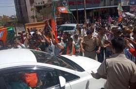 कांग्रेस को तगड़ा झटका, हार के साथ खोया जिले का नेता